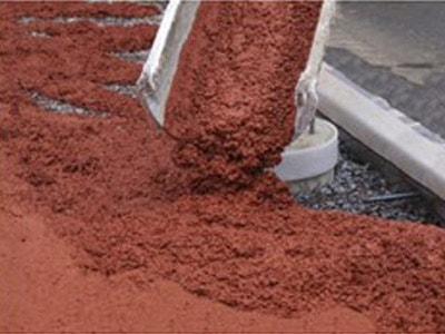 Colorante per cemento