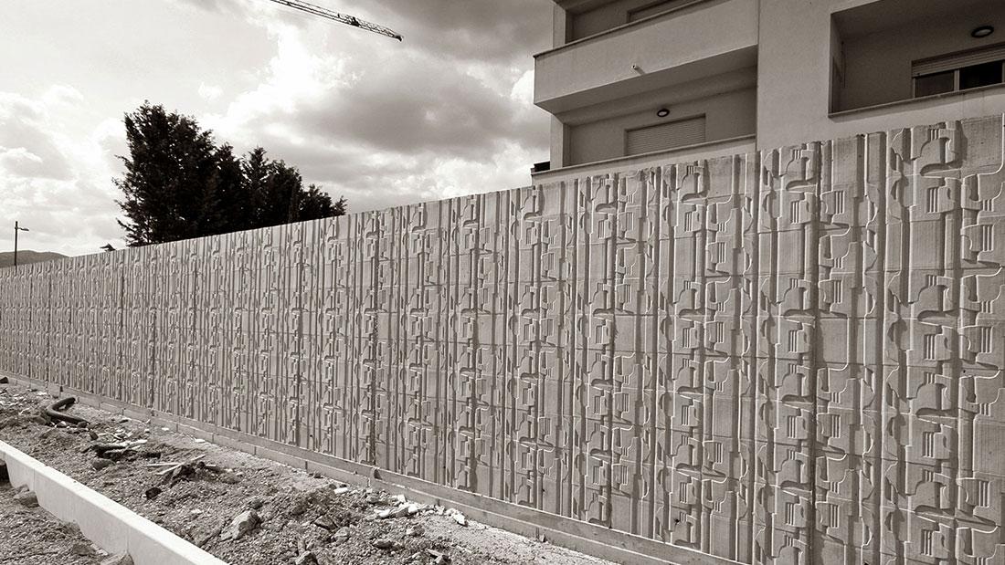 Todi muro bn