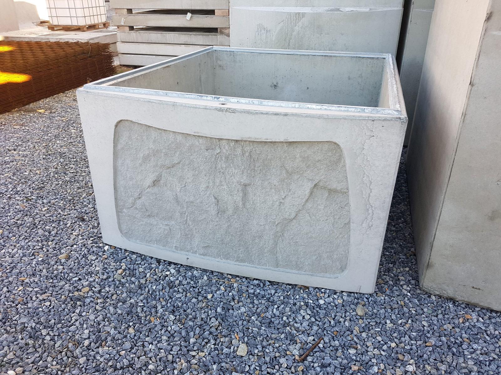 Cemento faccia vista