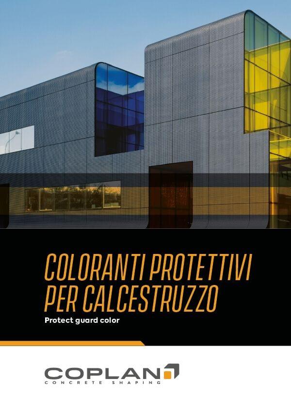 Coloranti Protettivi per Calcestruzzo Cover