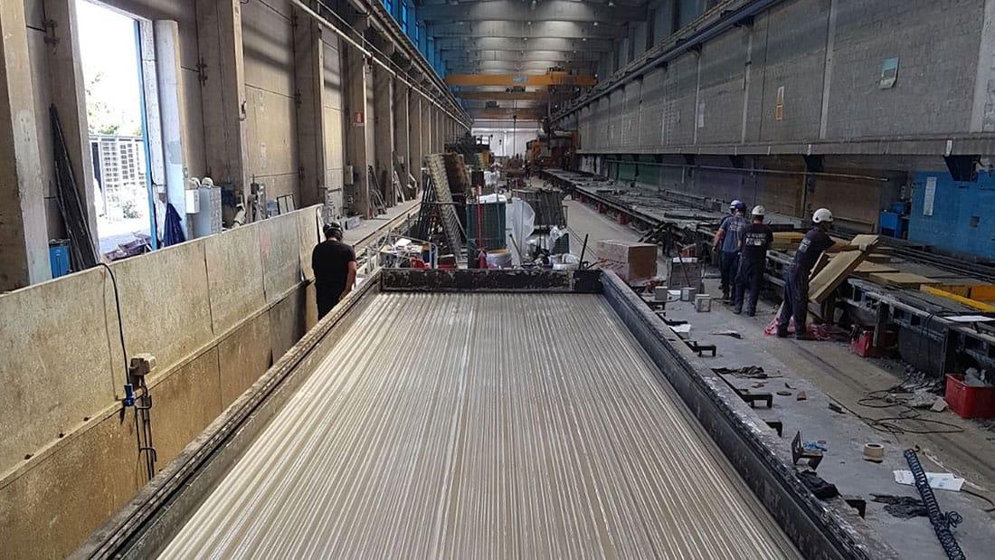 Capannoni industriali a Prato